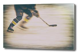 Speeding On The Ice