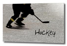 Hockey Shadow