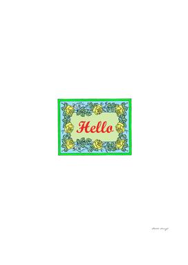Hello 3 a
