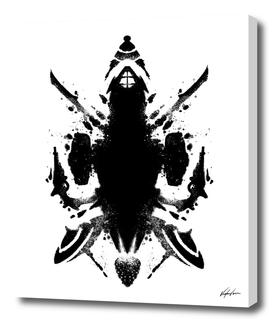 Firefly Inkblot