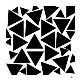 Template black triangle