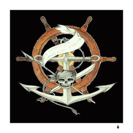 Anchor seaman sailor maritime ship