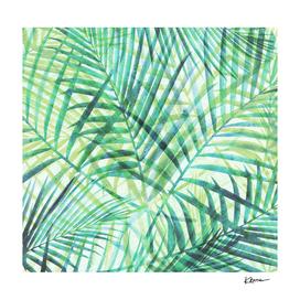 Tropical Greenery III