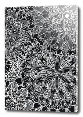 Mandala Zen Pattern