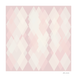 Confused Argyle in Soft Colors