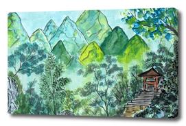 Emerald Woods