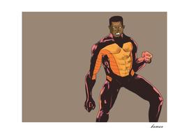 Comic Character1