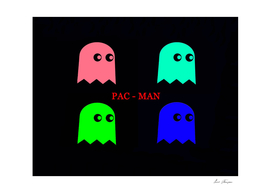PAC - Man Pop Art
