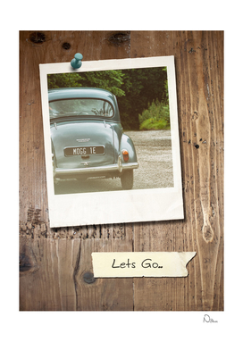Let's Go..