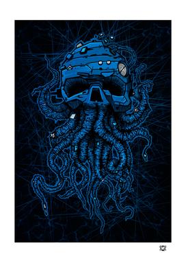 blue kraken