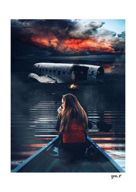 Survival after a plane crash by GEN Z