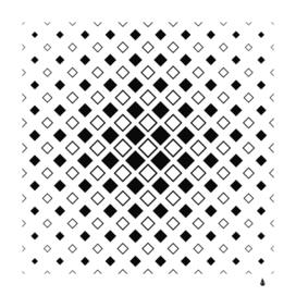 square diagonal pattern monochrome