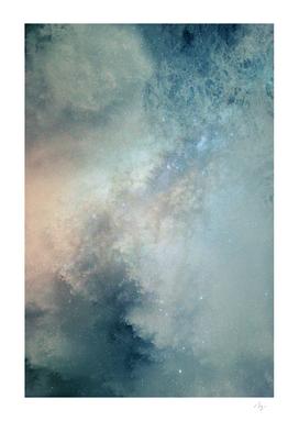 Dreamy Galaxy - Bluish