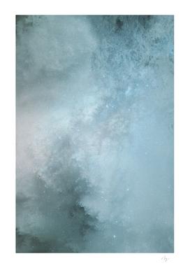 Dreamy Galaxy - Light Blue