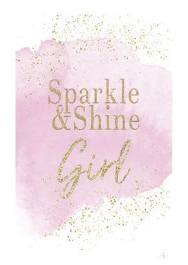 Sparkle and Shine Girl