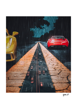 On the Road Again by GEN Z