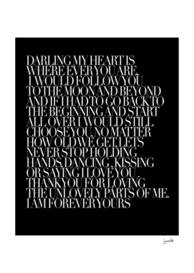 Darling quote