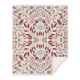 Floral Mix – Red