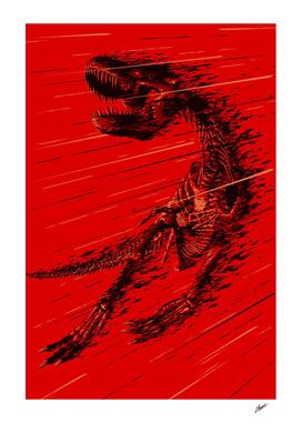 Extinction of a T Rex