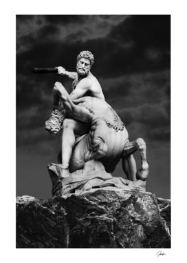 Heracles & Nessus