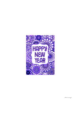 Happy New Year 12 a