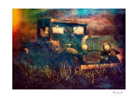 Moonshiners Pickup Truck