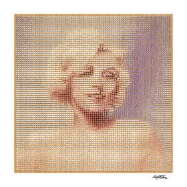 Monroe pin-up
