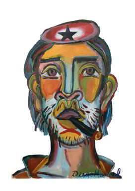 Che Guevara by Diego Manuel
