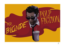 Mr Blonde - Pulp Fiction