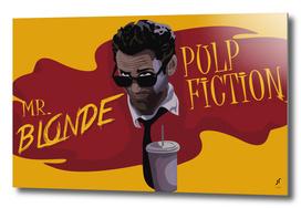 Mr Blonde - Pulp Fiction