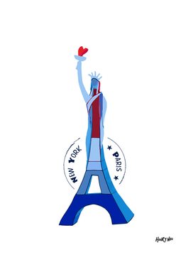 New York Paris Love