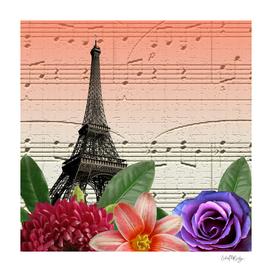 Flowers & Music in Paris