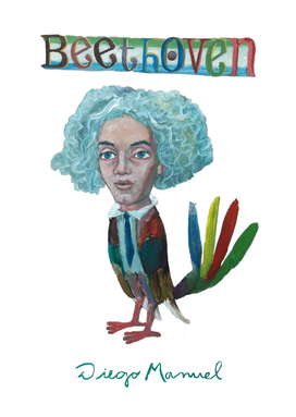 Beethoven bird 4