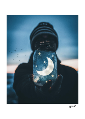 Moon Jar by GEN Z