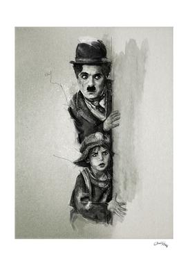 Charlie Chaplin - The Kid