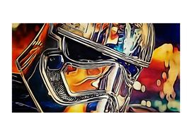 Chromed Stormtrooper