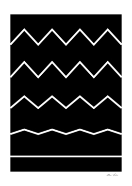 Geometric stripes, Abstract design
