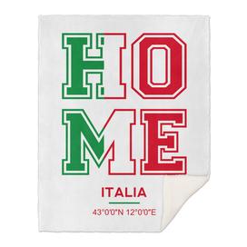 ITALY, HOME, Italia Poster, Italia T-Shirt