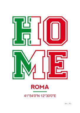 ITALY, HOME, Roma, Italia