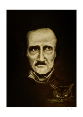 Poe and The Black Cat