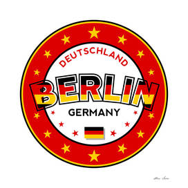 Berlin, Germany, Deutschland, circle