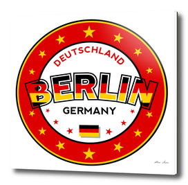Berlin, Germany, Deutschland, circle