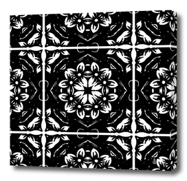 Kaleidoscope mandala art