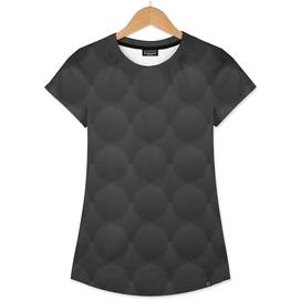 Black round pattern