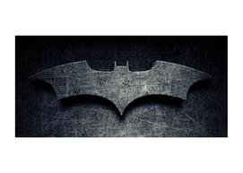 3D symbol of Batman