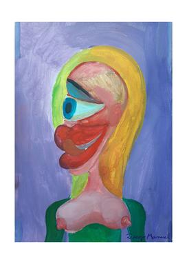 blonde cubist 4