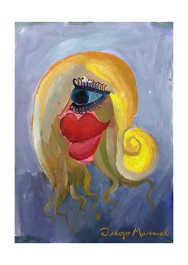 blonde cubist 3