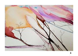 art painting abstract canvas