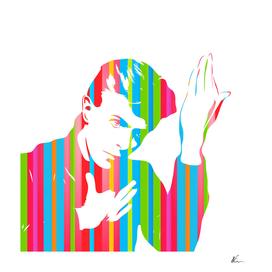 David Bowie | Color | Pop Art