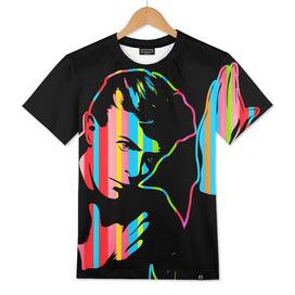 David Bowie | Dark | Pop Art